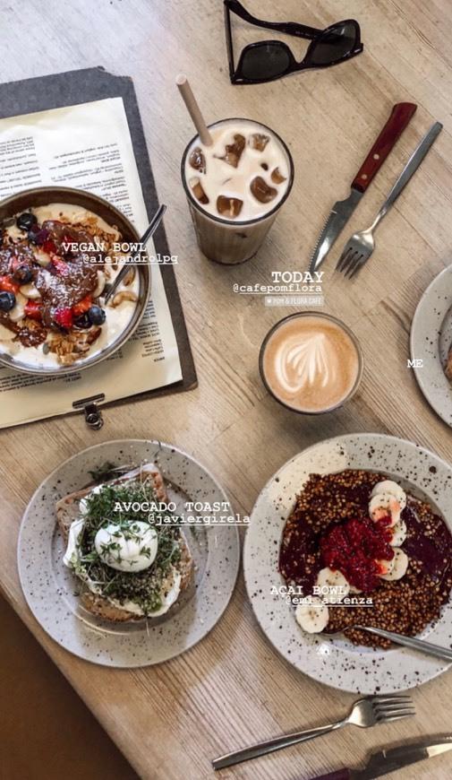 Café Pom & Flora