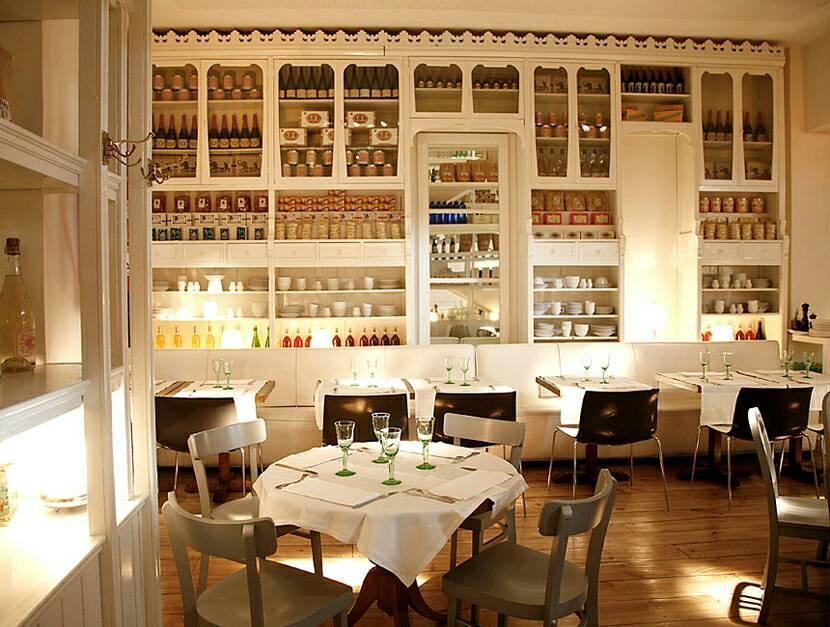 Restaurante Bazaar