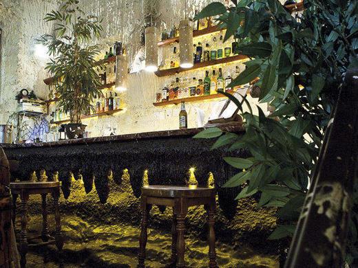 Las Cuevas de Los Rajahs