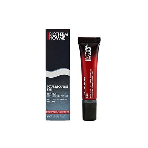 Biotherm Homme Total Recharge Soin Contour Des Yeux - Loción anti-imperfecciones