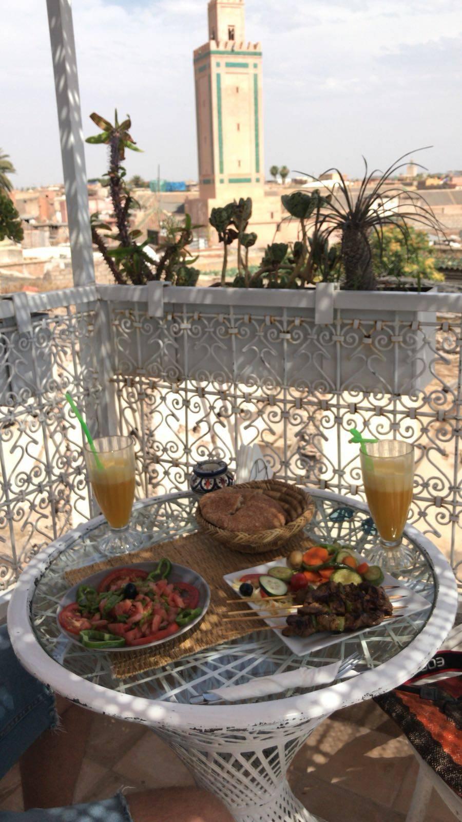 Atay Cafe Food