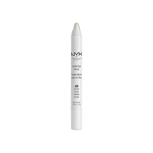 Nyx Jumbo Eye Pencil–Cottage de maquillaje profesional queso