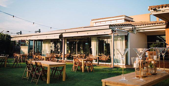 Petímetre restaurant Alicante Golf