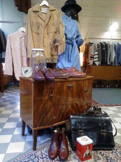 UFF second hand - Shopping in Helsinki - LikeALocal Guide