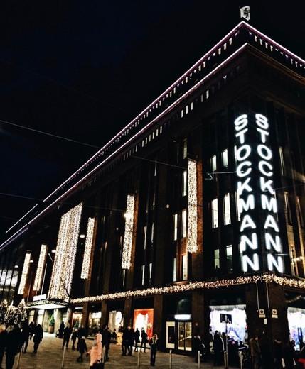 Stockmann Helsingin keskusta