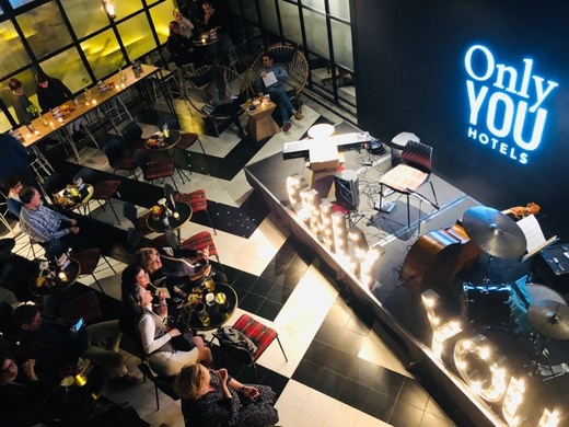 Jazz Sessions en Only YOU Hotel Atocha