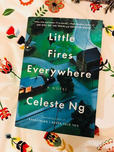 Little Fires Everywhere: The New York Times Top Ten Bestseller ...
