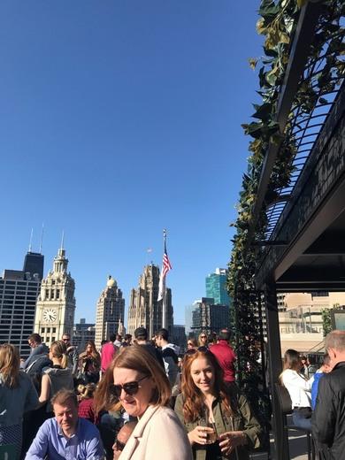 London House Rooftop Bar