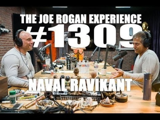 Joe Rogan Experience: Naval Ravikant