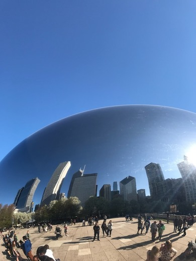City of Chicago :: Millennium Park - Art & Architecture