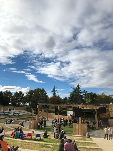 Brunch -In the Park, domingos electrónicos en Madrid – Un evento ...
