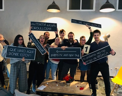 The Rombo Code Escape Room Madrid