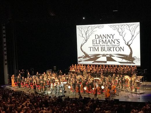 Danny Elfman's Music from the Films of Tim Burton schedule, dates ...