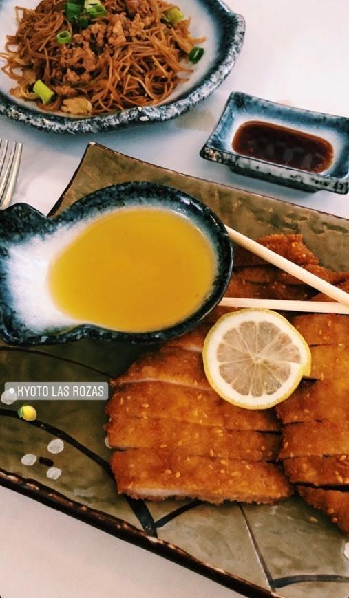 Kyoto - Cocina Asiática