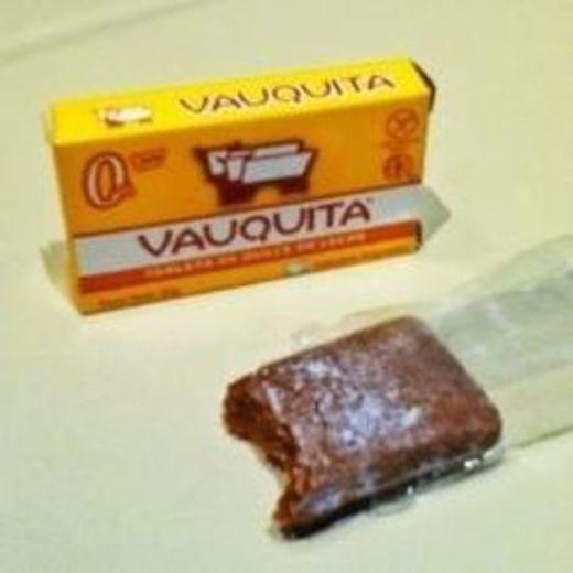 vauquita de dulce de leche golosina casera clasica argentina