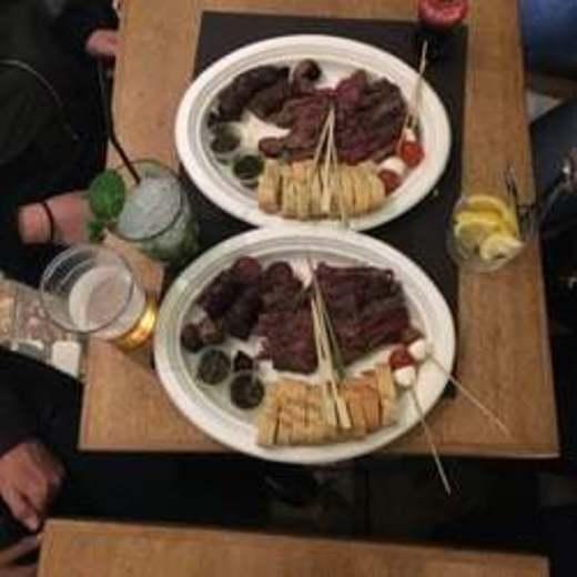 Bayres Beef Argentina en tapas