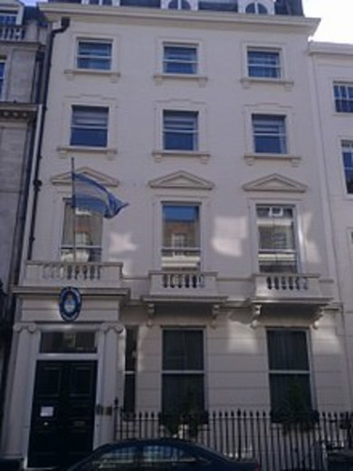 Consulate of Argentina