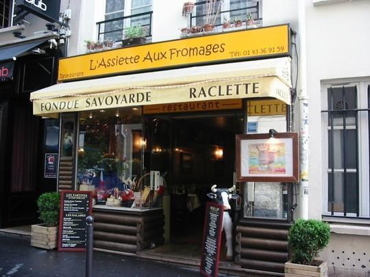 L'Assiette aux Fromages