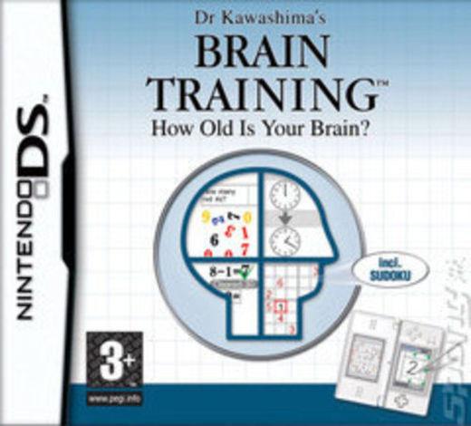 Dr. Kawashima's Brain Training: How Old is Your Brain