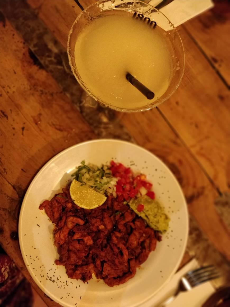 Venganza Malinche. Restaurante Mexicano