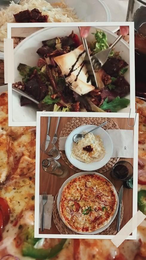 Massart Pizza - Goya