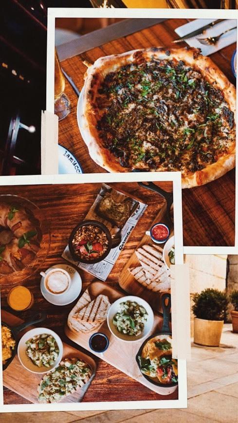 Lamucca de Pez | Restaurante en Malasaña