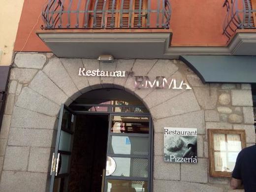 Restaurant la Pizzería Emma