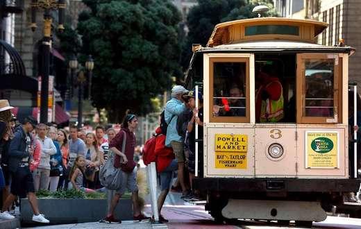 The San Francisco Cable Car