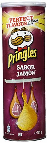 Pringles Snack de Patata con Sabor a Jamón