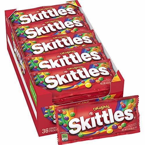 Skittles Original Candy, 2.17 ounce