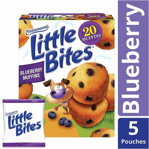 Entenmann's® Little Bites® Snacks