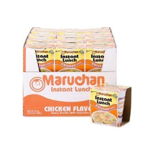 maruchan instantánea almuerzo pollo Sabor-24/2
