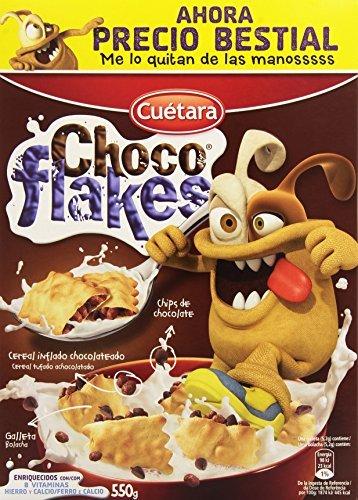 Cuetara Choco Flakes
