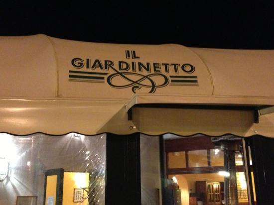 Restaurante Il Giardinetto - Ibiza