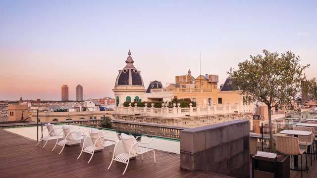 RoofTop Ohla Barcelona