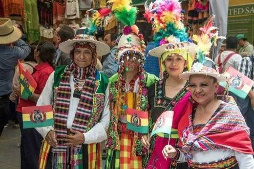 Feria de las Culturas Amigas 2019