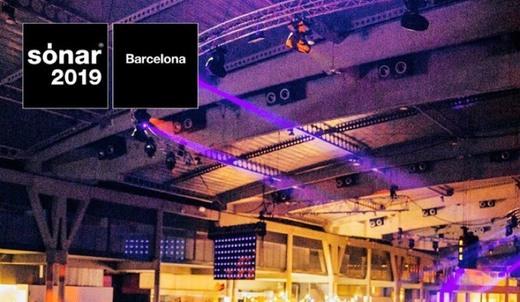 Sónar Barcelona 2019