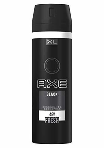 Axe Bodyspray Black XL - Pack de 3 x 200ml