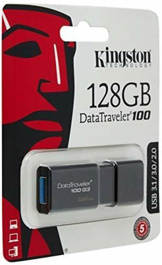 Kingston DT100G3/128GB DataTraveler 100 G3