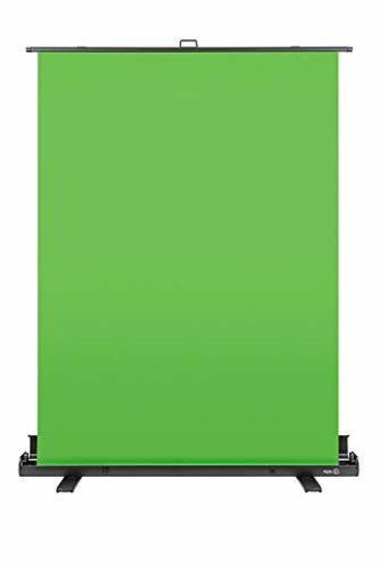 Elgato Green Screen - panel chromakey plegable para eliminación del fondo con
