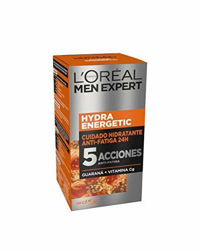 L'Oréal Paris Men Expert Hydra Energetic Crema Hidratante Anti-Fatiga para hombre