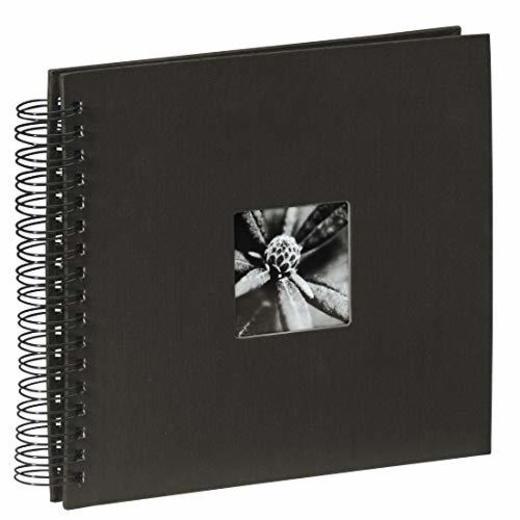 Hama Fine Art - Álbum de fotos, 50 páginas negras