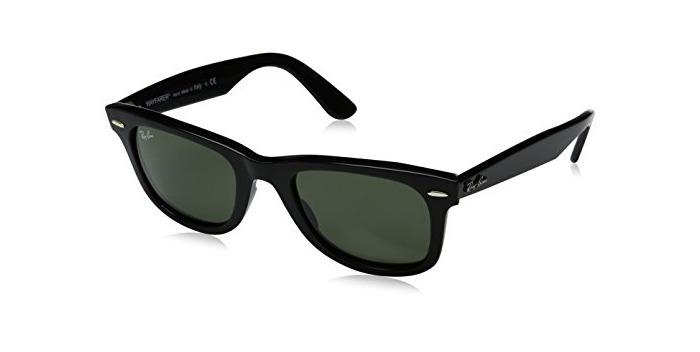 Ray-Ban RAYBAN Rb2140 Gafas de sol Black 50 Unisex-Adulto