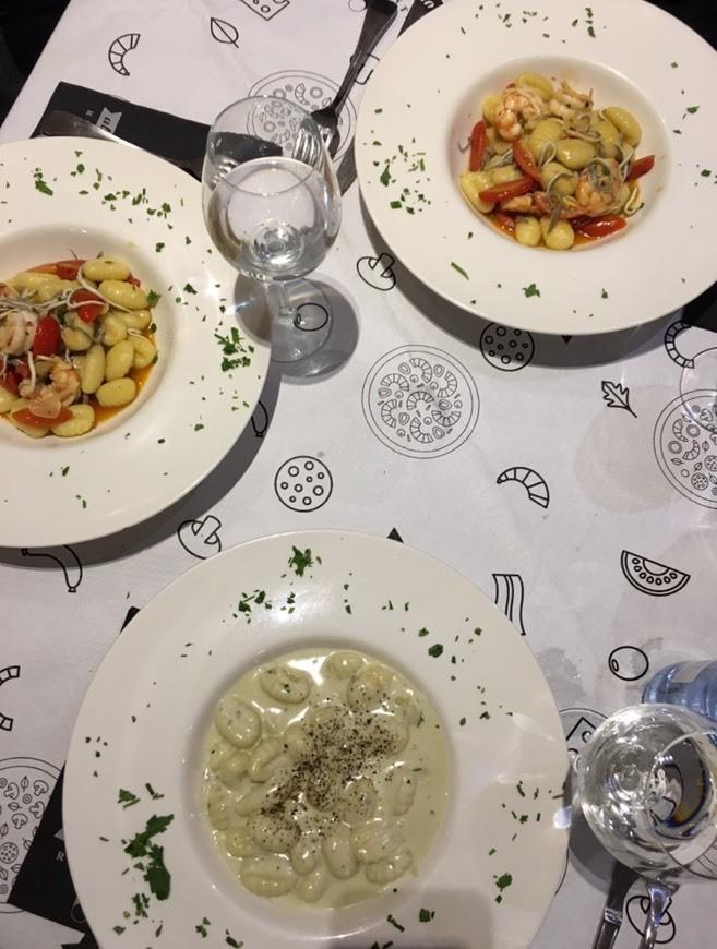 Pizzería Alboccalino