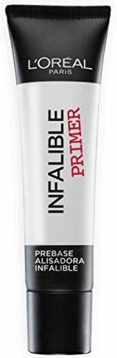 L'Oréal Paris 24H PreBase Maquillaje Alisadora Larga Duración- 35 ml
