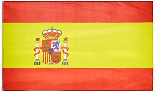 M&M MM 16279 - Bandera de España