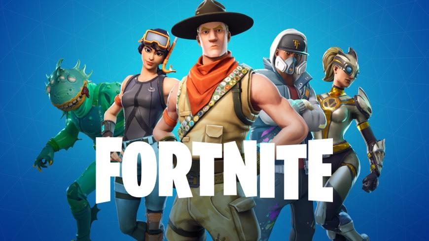 Fortnite: Battle Royale