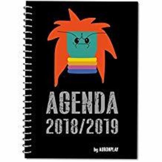 Agenda Rodolfo AuronPlay 2018/2019 – Auronshop
