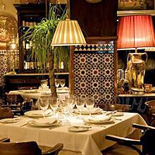 Restaurante La Parra Madrid