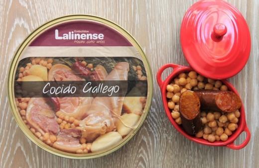 Cocido Gallego RO-1800 - Embutidos Lalinense